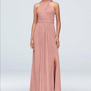 David's bridal bridesmaid dress. Size 16